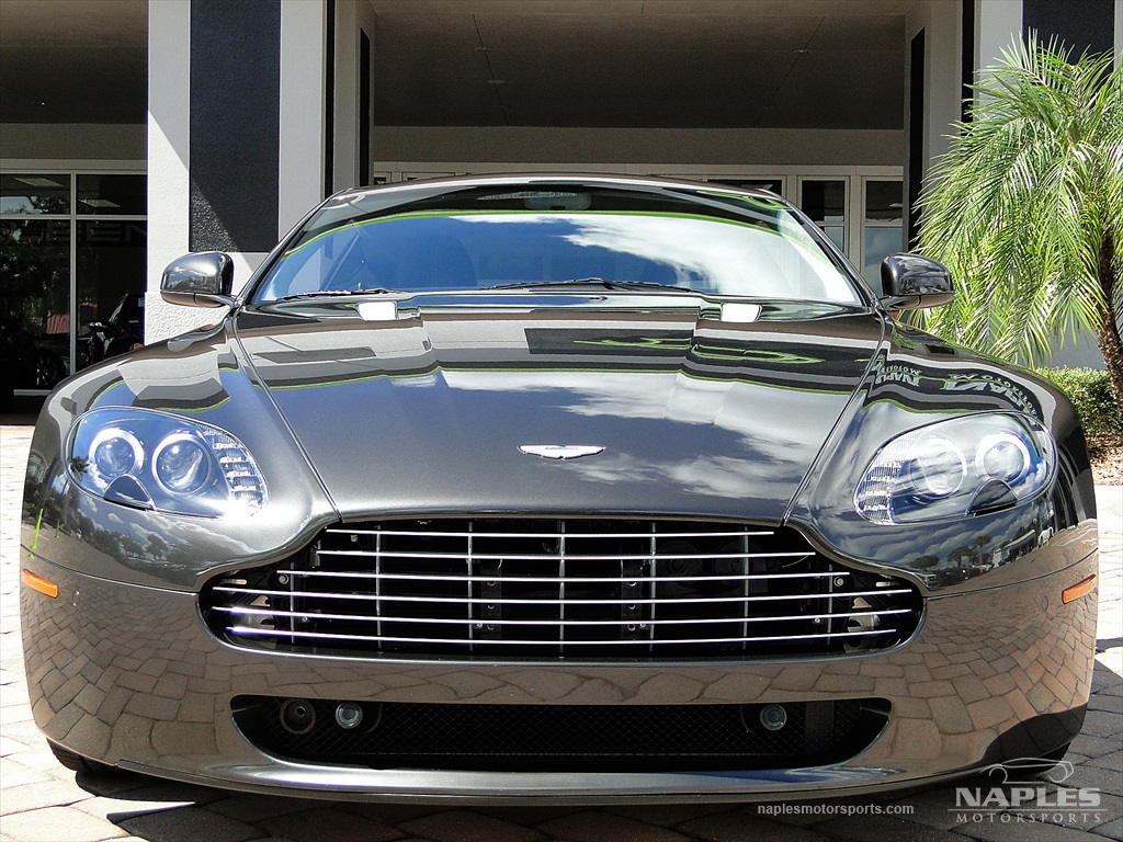 2010 Aston Martin Vantage - Photo 10 - Naples, FL 34104