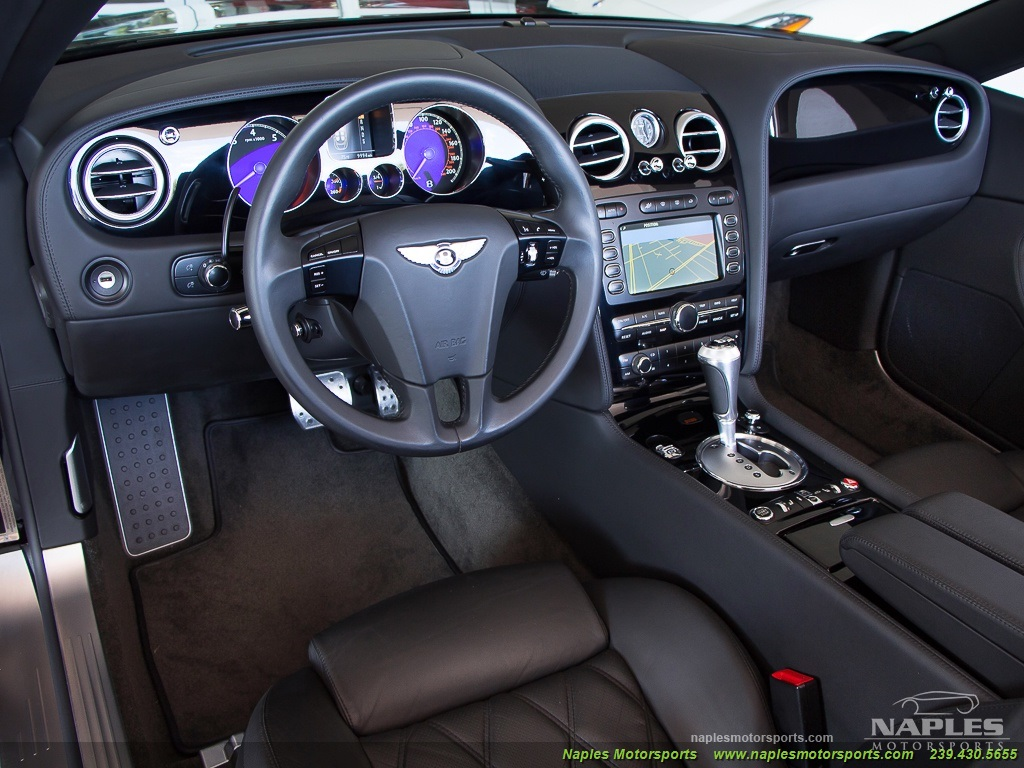 2008 Bentley Continental GT GTC Convertible Mulliner Package - Photo 54 - Naples, FL 34104