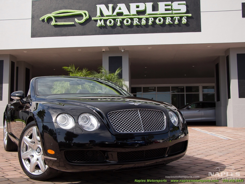 2008 Bentley Continental GT GTC Convertible Mulliner Package - Photo 52 - Naples, FL 34104