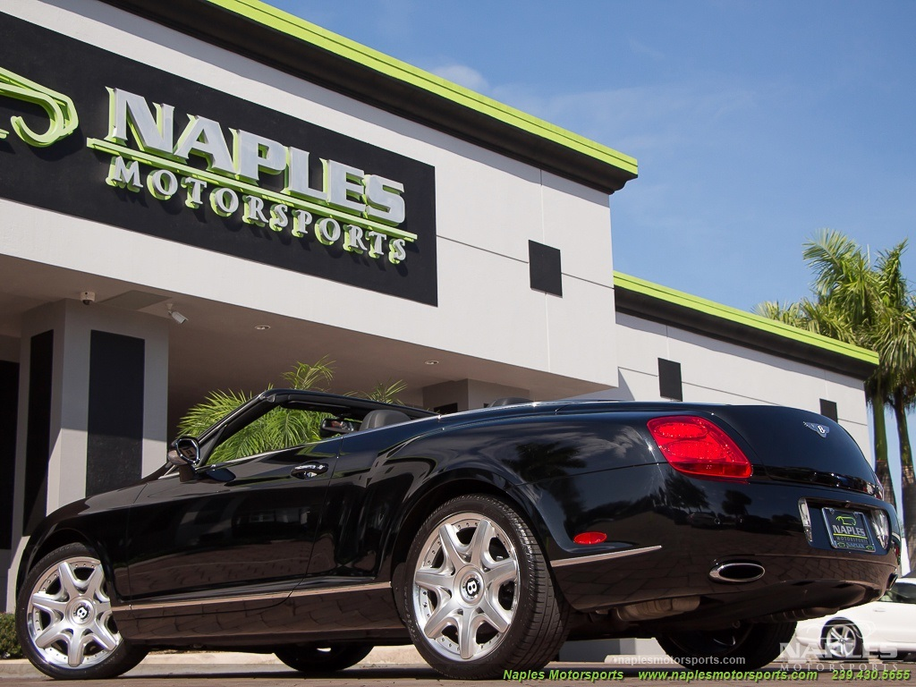 2008 Bentley Continental GT GTC Convertible Mulliner Package - Photo 46 - Naples, FL 34104