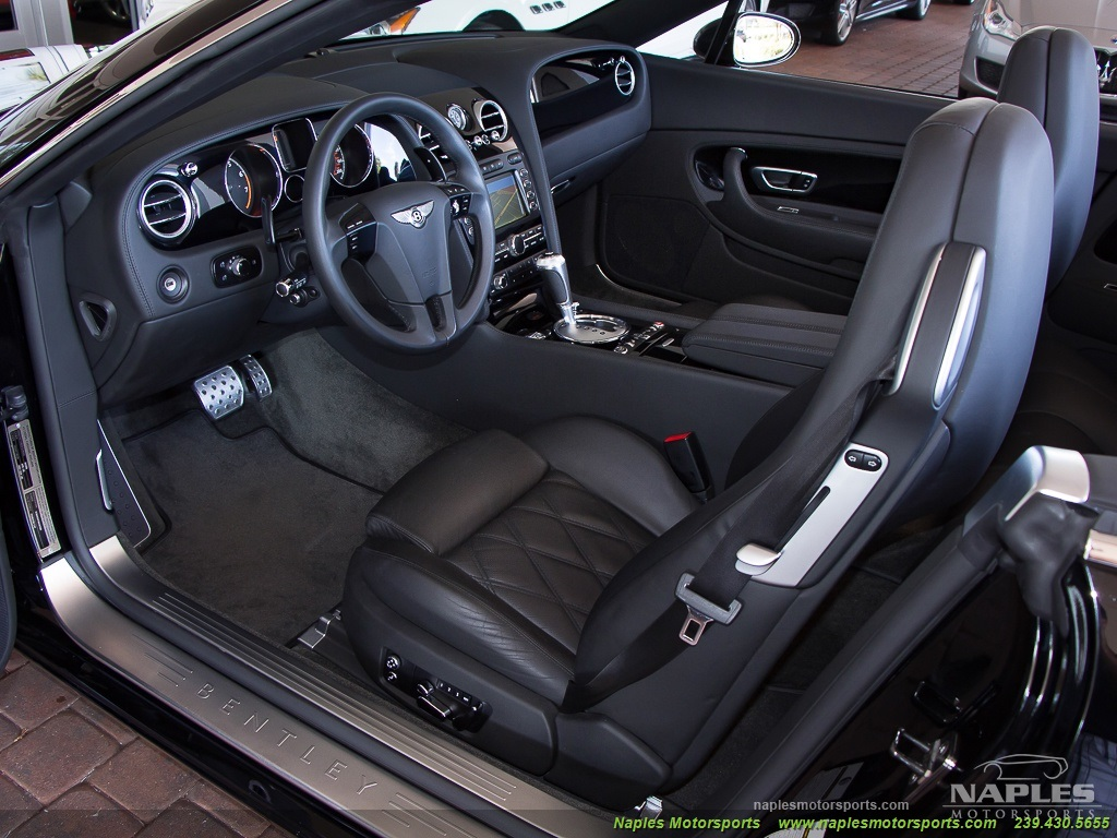 2008 Bentley Continental GT GTC Convertible Mulliner Package - Photo 38 - Naples, FL 34104