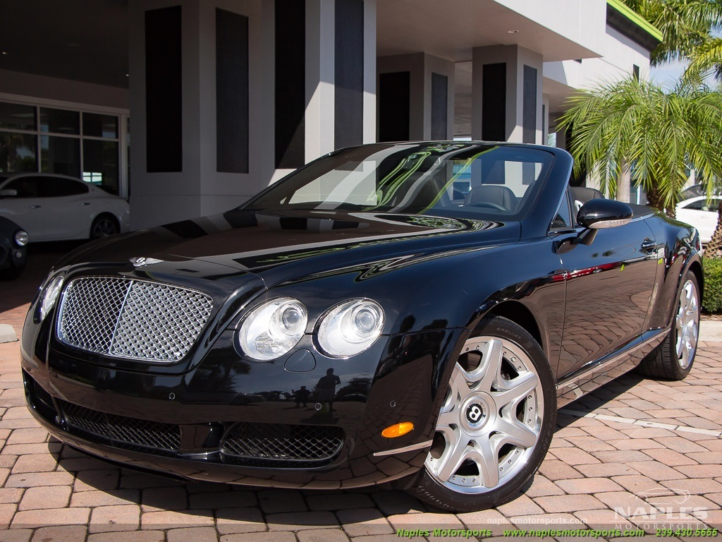 2008 Bentley Continental GT GTC Convertible Mulliner Package - Photo 49 - Naples, FL 34104