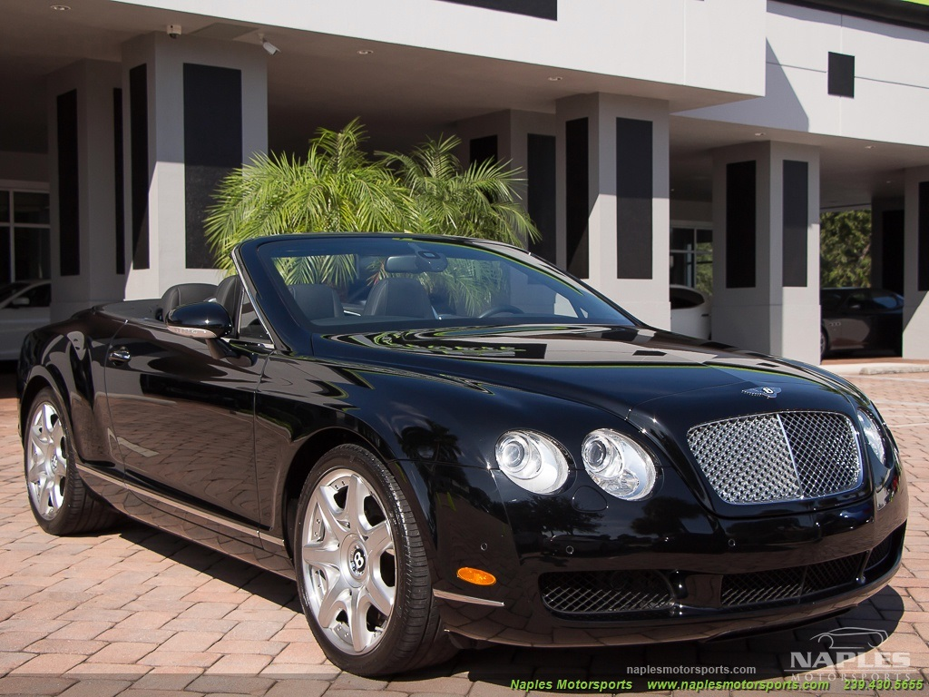 2008 Bentley Continental GT GTC Convertible Mulliner Package - Photo 35 - Naples, FL 34104