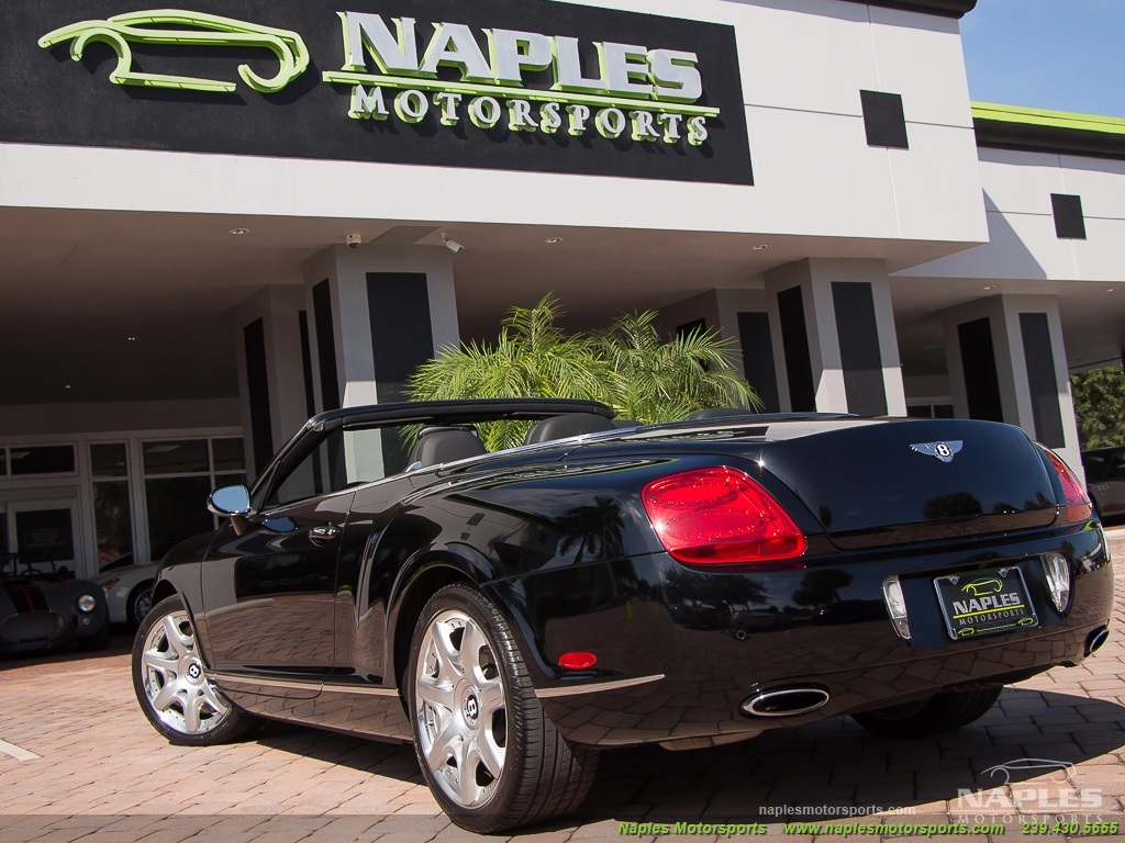 2008 Bentley Continental GT GTC Convertible Mulliner Package - Photo 47 - Naples, FL 34104