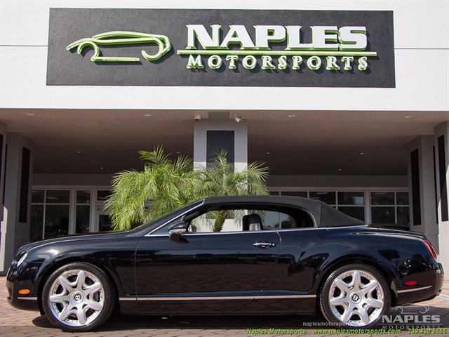 2008 Bentley Continental GT GTC Convertible Mulliner Package - Photo 3 - Naples, FL 34104