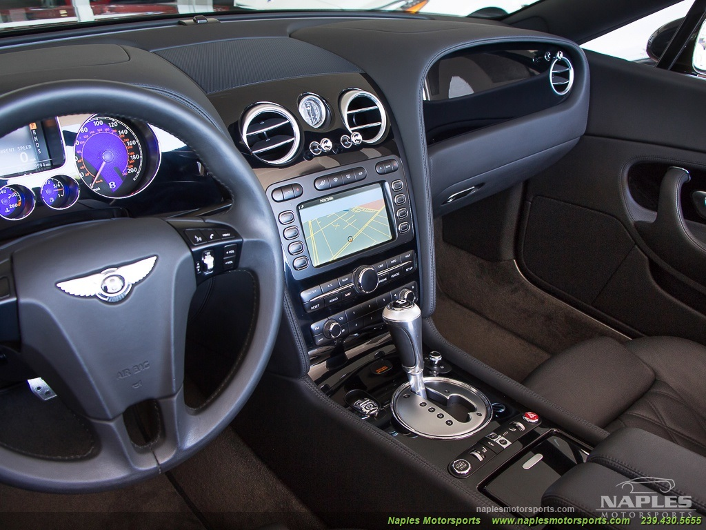 2008 Bentley Continental GT GTC Convertible Mulliner Package - Photo 55 - Naples, FL 34104