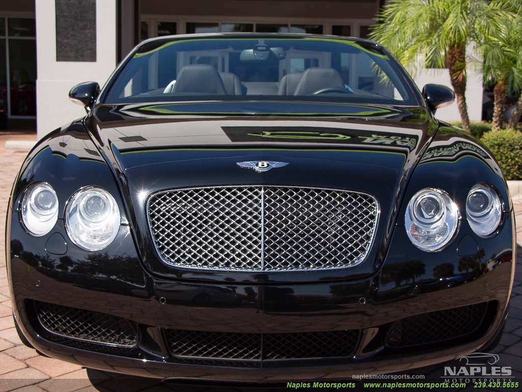 2008 Bentley Continental GT GTC Convertible Mulliner Package - Photo 7 - Naples, FL 34104