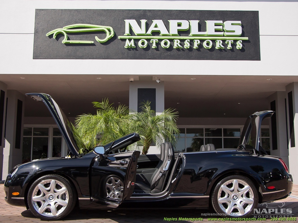 2008 bentley continental gt gtc convertible mulliner package 2008 bentley continental gt gtc convertible mulliner package photo 22 naples fl 34104 vanachro Gallery
