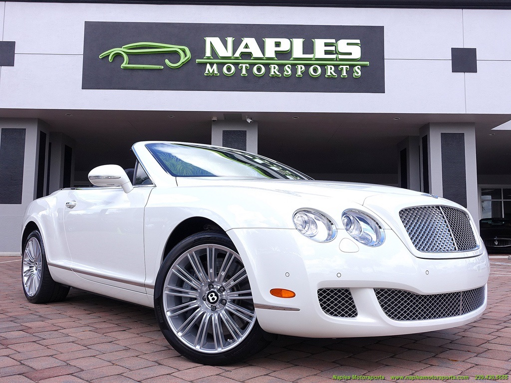 2010 Bentley Continental GT GTC Speed - Photo 6 - Naples, FL 34104