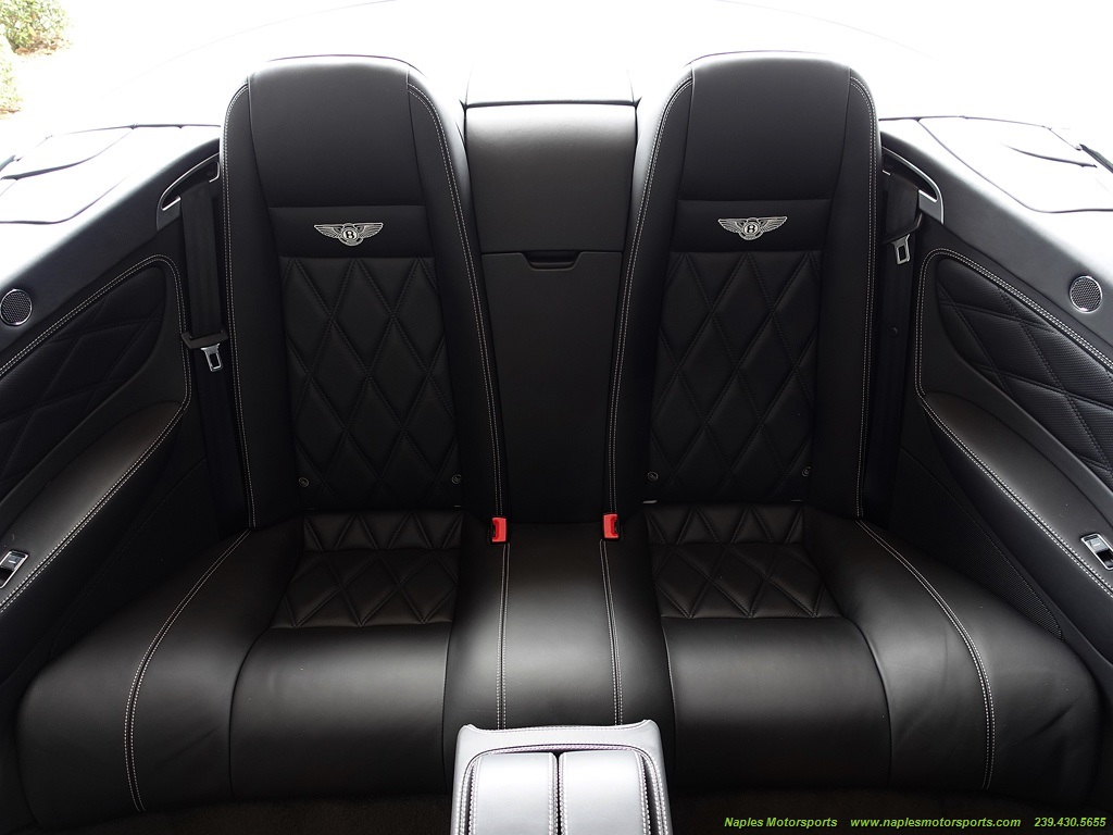 2010 Bentley Continental GT GTC Speed - Photo 21 - Naples, FL 34104