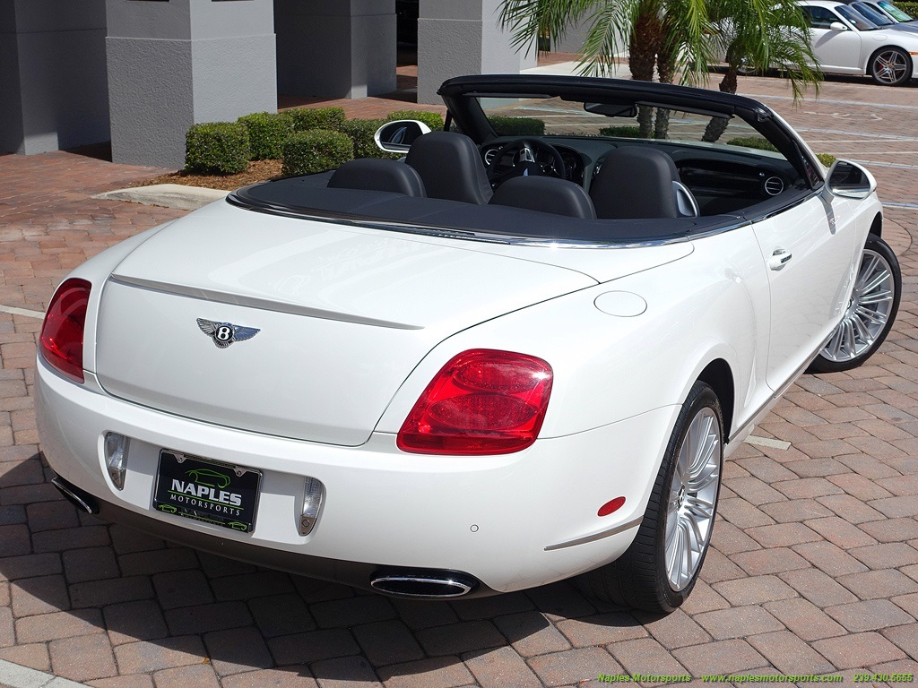 2010 Bentley Continental GT GTC Speed - Photo 56 - Naples, FL 34104