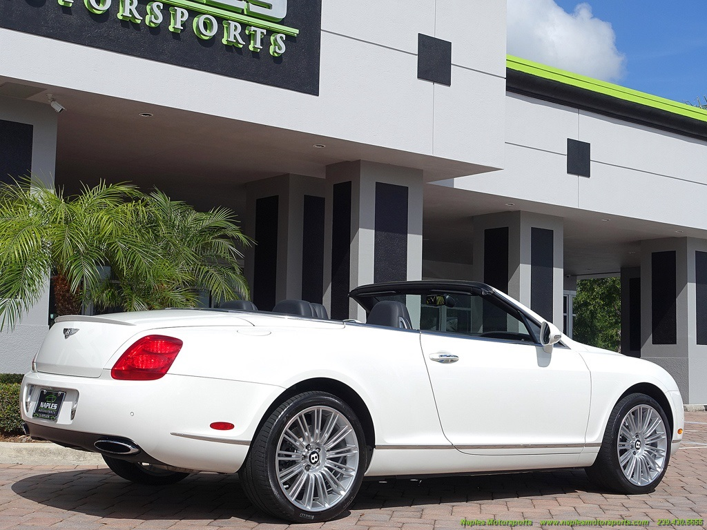 2010 Bentley Continental GT GTC Speed - Photo 23 - Naples, FL 34104