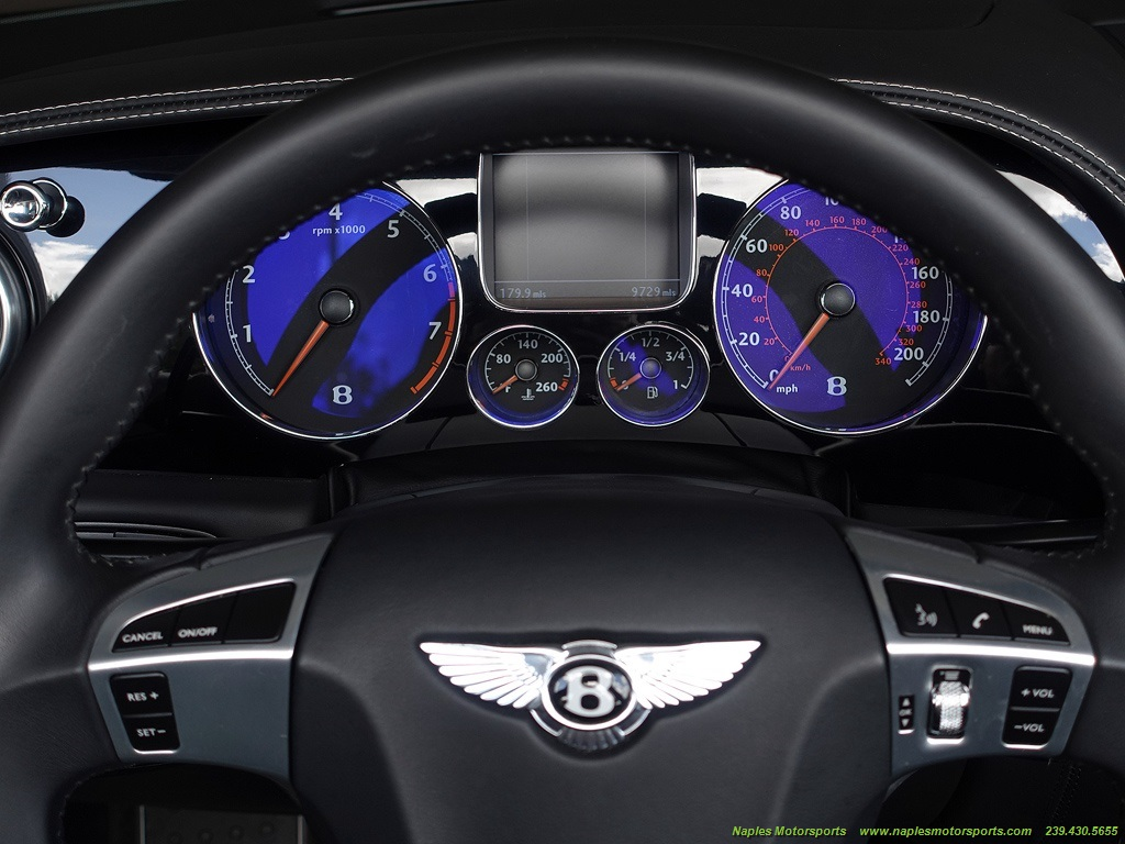 2010 Bentley Continental GT GTC Speed - Photo 25 - Naples, FL 34104