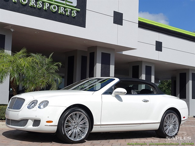 2010 Bentley Continental GT GTC Speed - Photo 3 - Naples, FL 34104