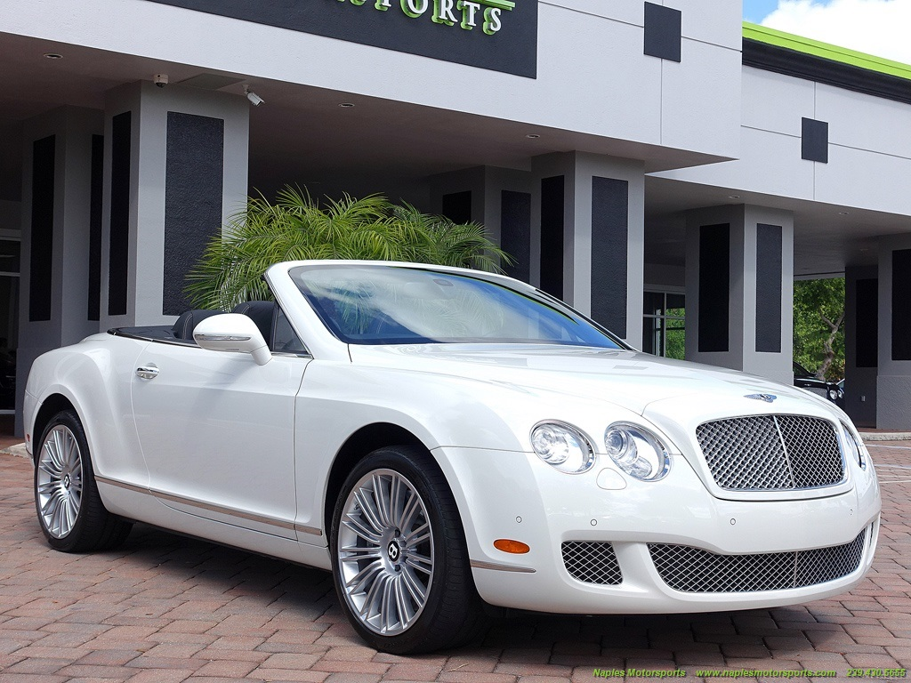 2010 Bentley Continental GT GTC Speed - Photo 36 - Naples, FL 34104