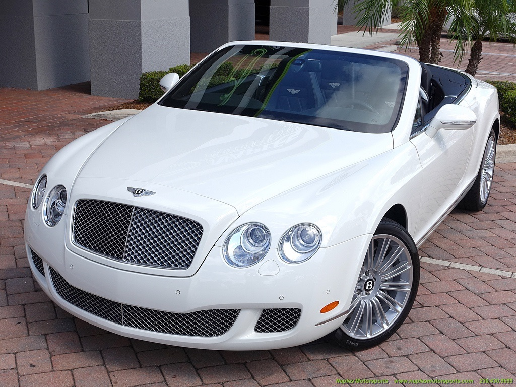 2010 Bentley Continental GT GTC Speed - Photo 54 - Naples, FL 34104