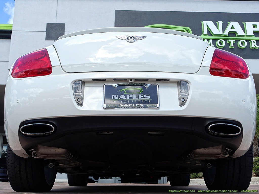 2010 Bentley Continental GT GTC Speed - Photo 45 - Naples, FL 34104