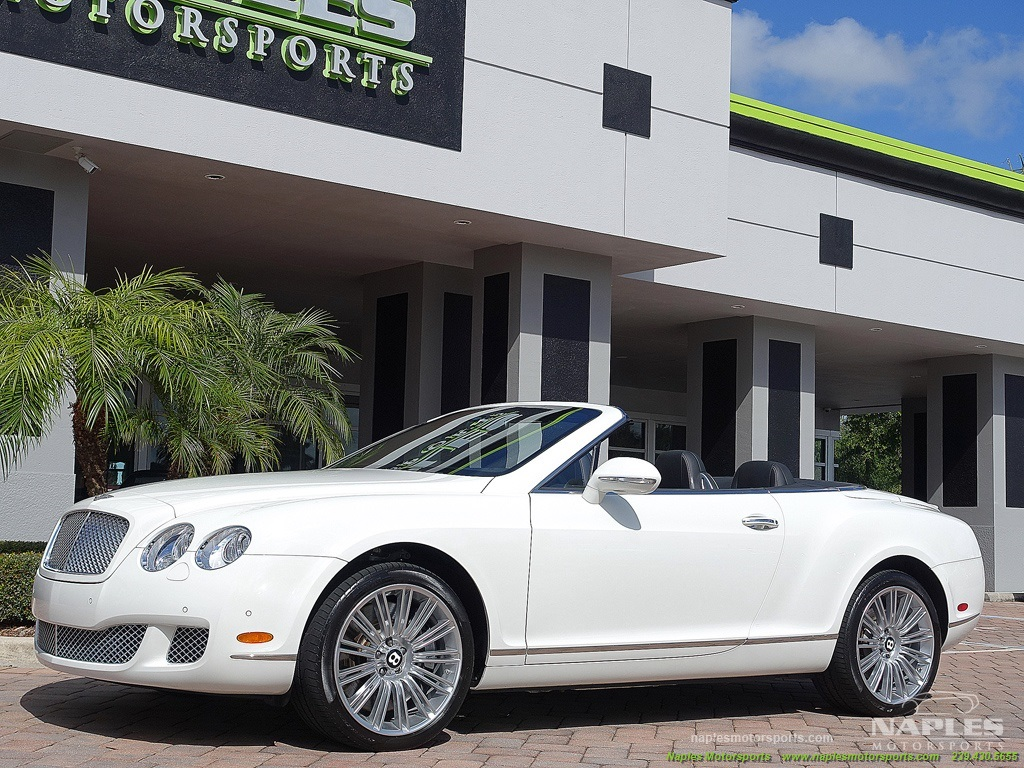 2010 Bentley Continental GT GTC Speed - Photo 15 - Naples, FL 34104