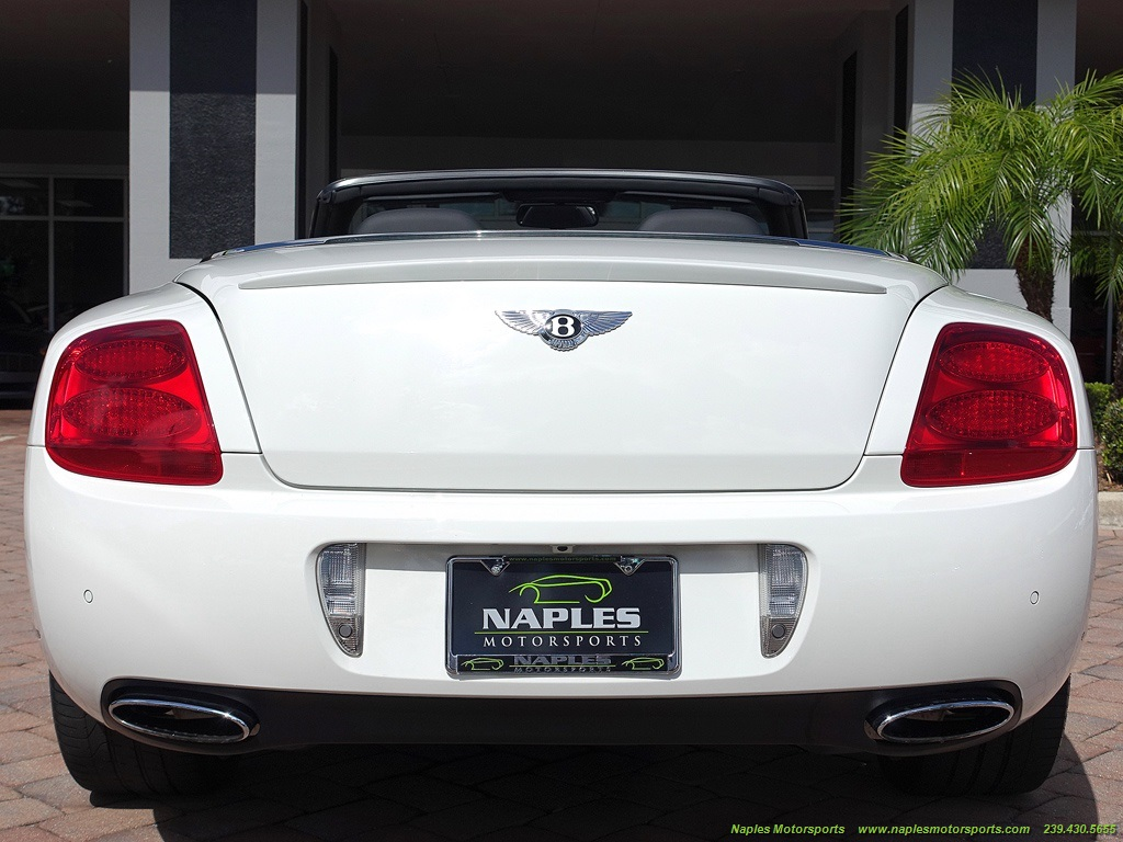 2010 Bentley Continental GT GTC Speed - Photo 44 - Naples, FL 34104