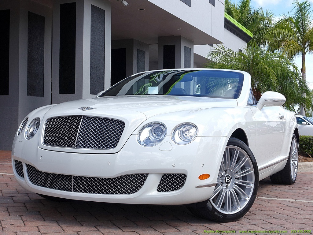 2010 Bentley Continental GT GTC Speed - Photo 55 - Naples, FL 34104