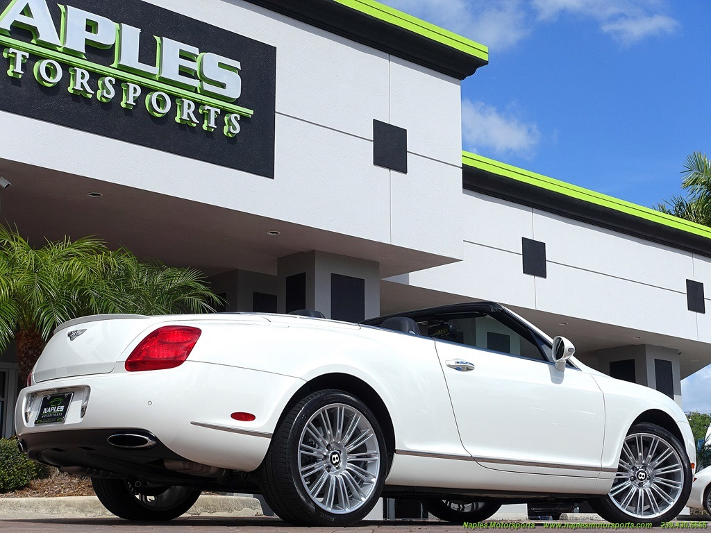 2010 Bentley Continental GT GTC Speed - Photo 27 - Naples, FL 34104
