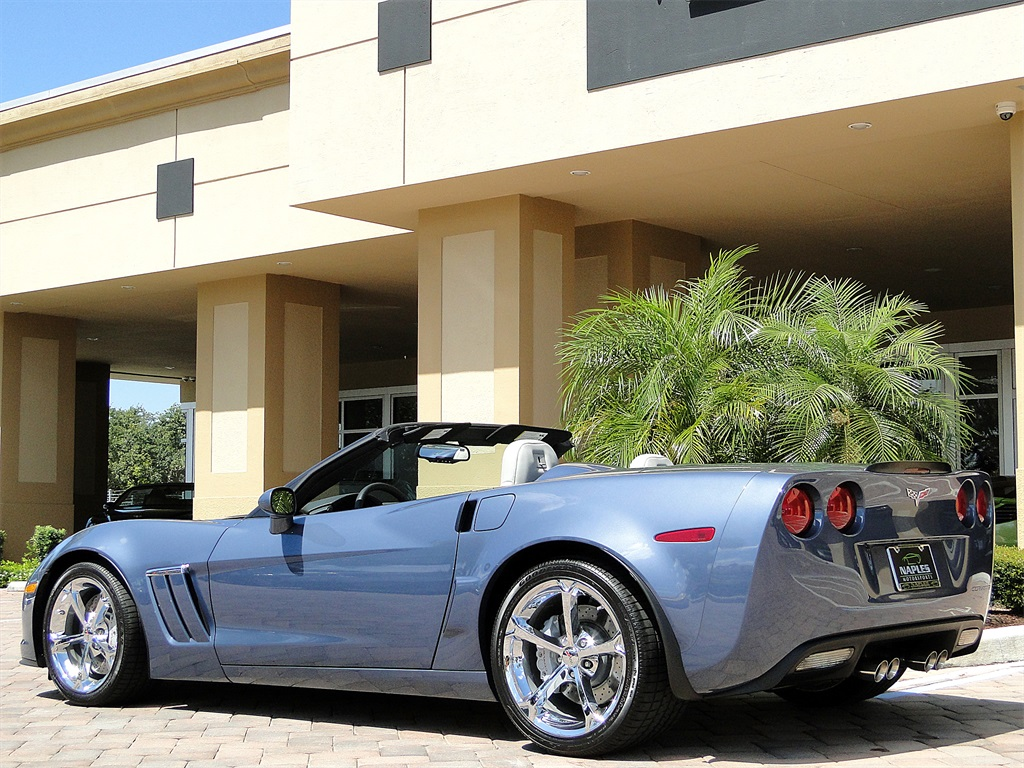 2011 Chevrolet Corvette Z16 Grand Sport - Photo 22 - Naples, FL 34104