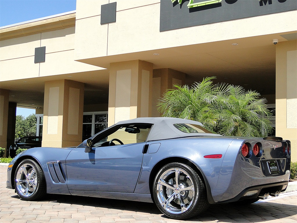 2011 Chevrolet Corvette Z16 Grand Sport - Photo 5 - Naples, FL 34104