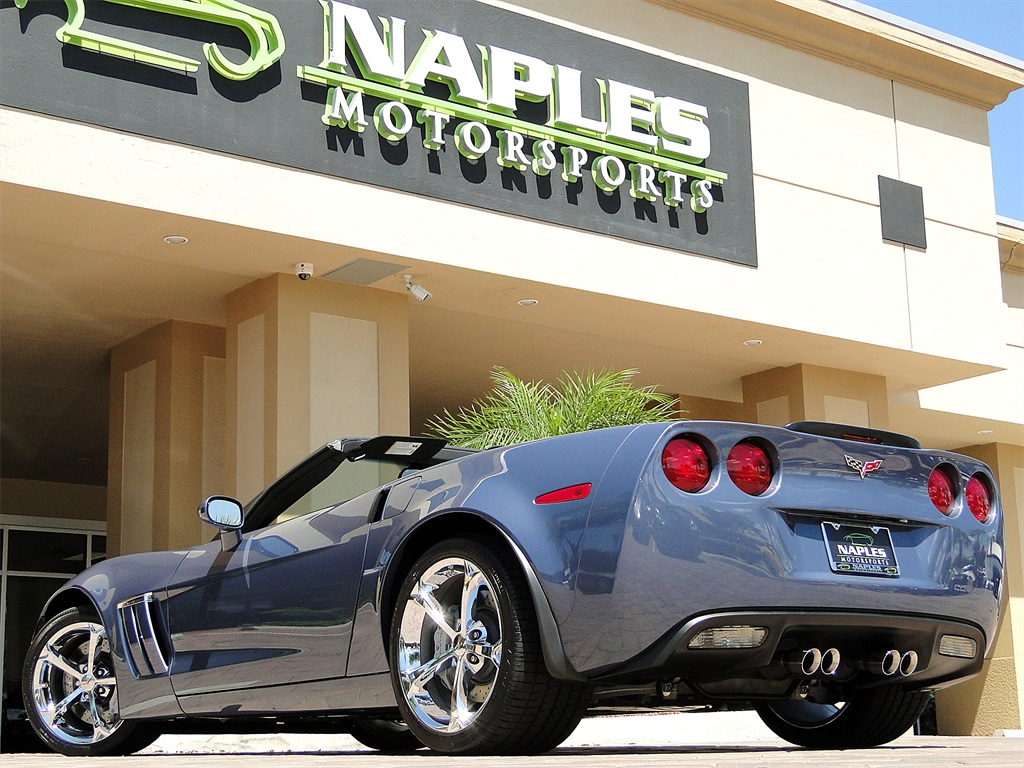 2011 Chevrolet Corvette Z16 Grand Sport - Photo 48 - Naples, FL 34104