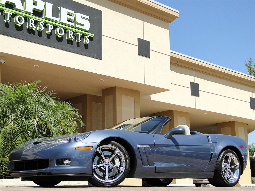 2011 Chevrolet Corvette Z16 Grand Sport - Photo 23 - Naples, FL 34104