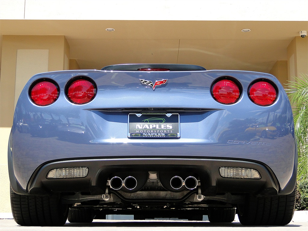 2011 Chevrolet Corvette Z16 Grand Sport - Photo 47 - Naples, FL 34104