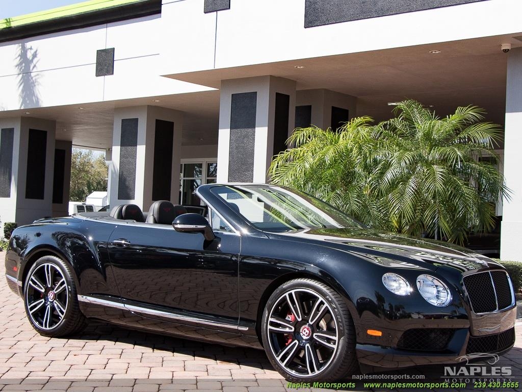 2013 Bentley Continental GT GTC - Photo 36 - Naples, FL 34104