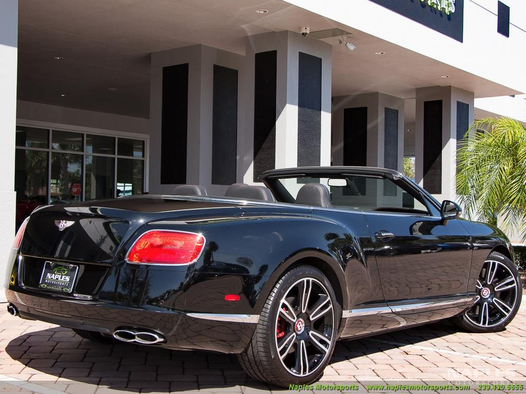 2013 Bentley Continental GT GTC - Photo 54 - Naples, FL 34104
