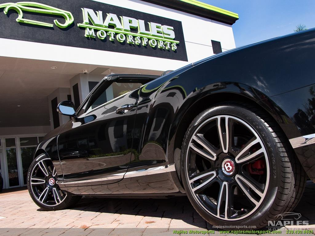 2013 Bentley Continental GT GTC - Photo 49 - Naples, FL 34104