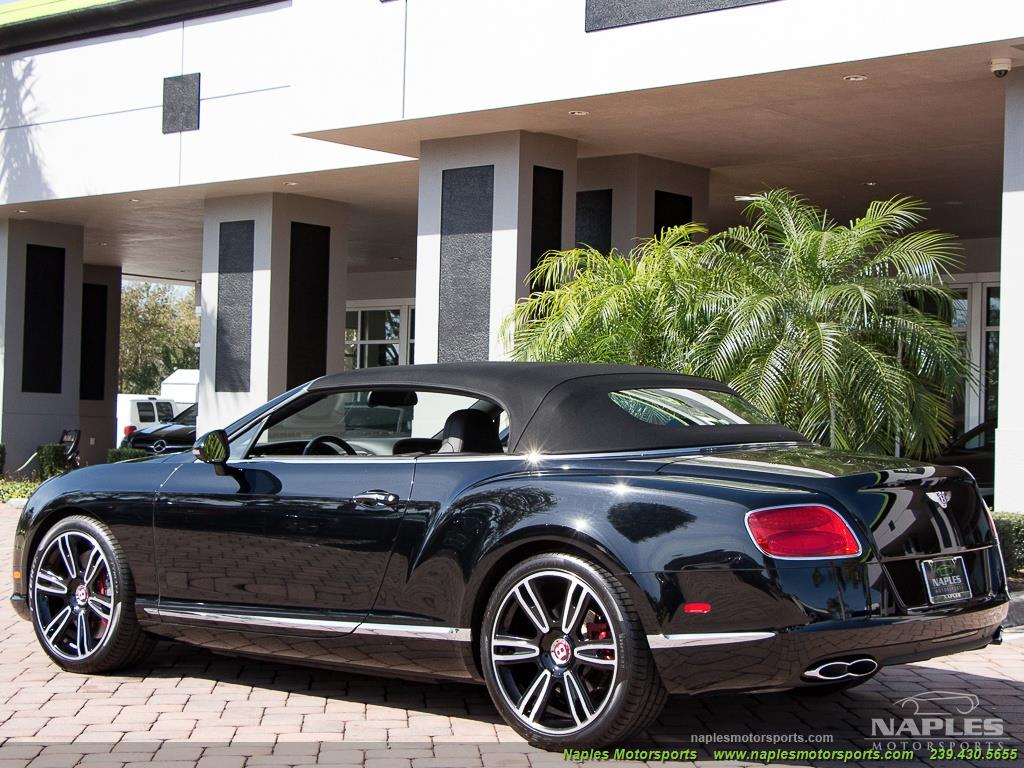 2013 Bentley Continental GT GTC - Photo 27 - Naples, FL 34104