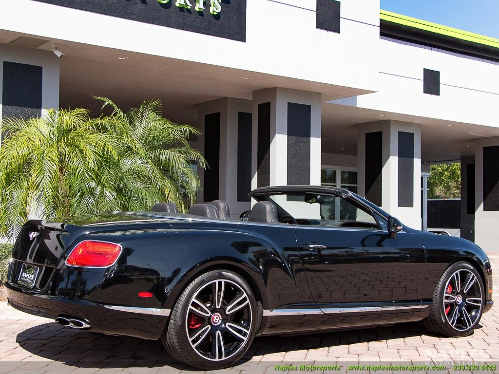 2013 Bentley Continental GT GTC - Photo 34 - Naples, FL 34104