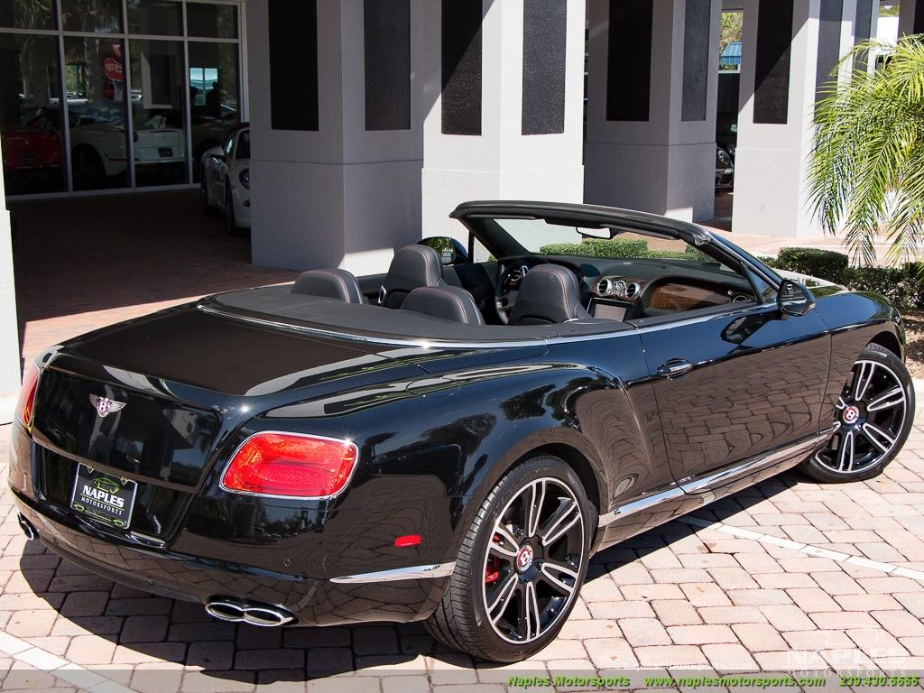 2013 Bentley Continental GT GTC - Photo 53 - Naples, FL 34104