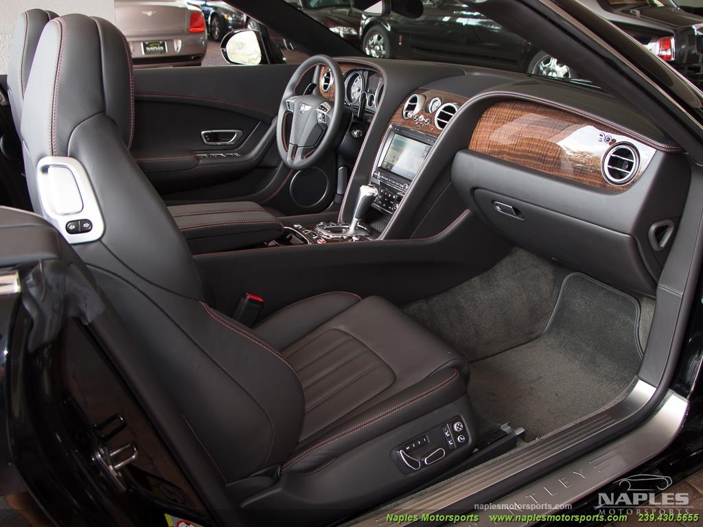 2013 Bentley Continental GT GTC - Photo 10 - Naples, FL 34104