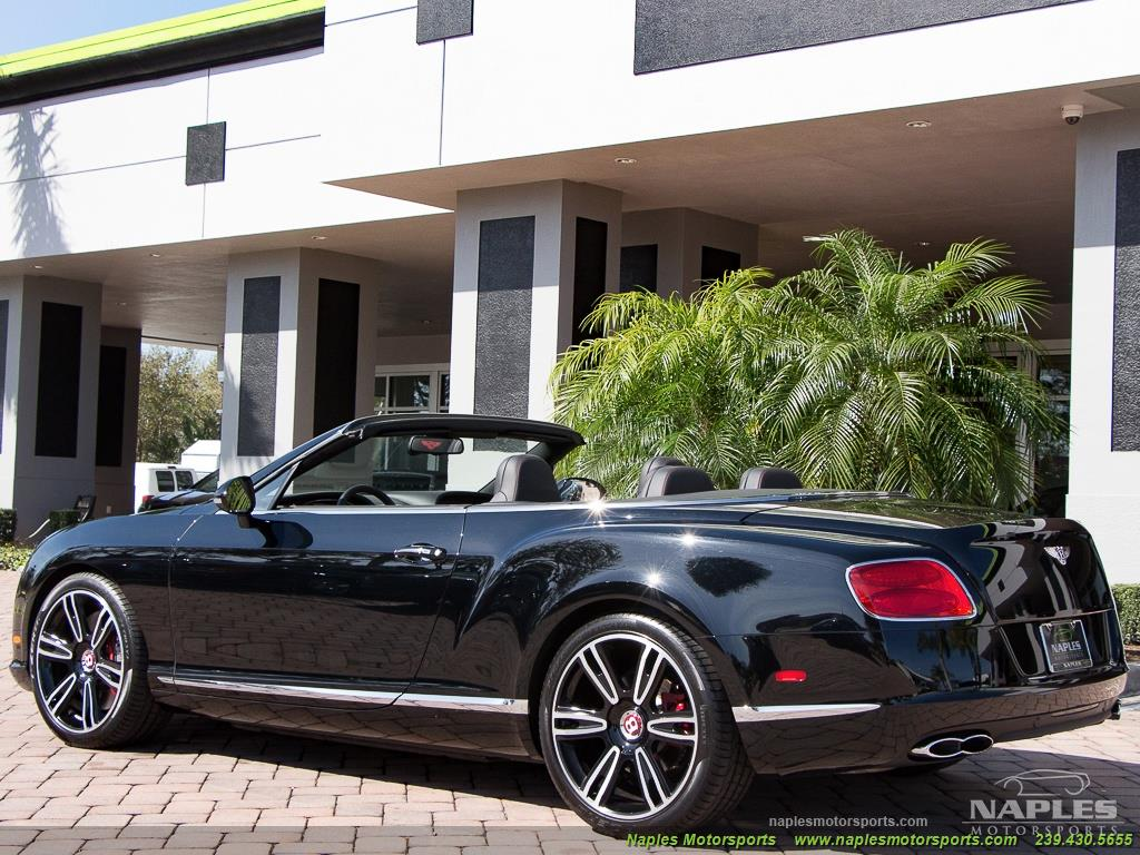 2013 Bentley Continental GT GTC - Photo 30 - Naples, FL 34104