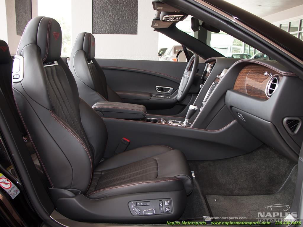 2013 Bentley Continental GT GTC - Photo 11 - Naples, FL 34104