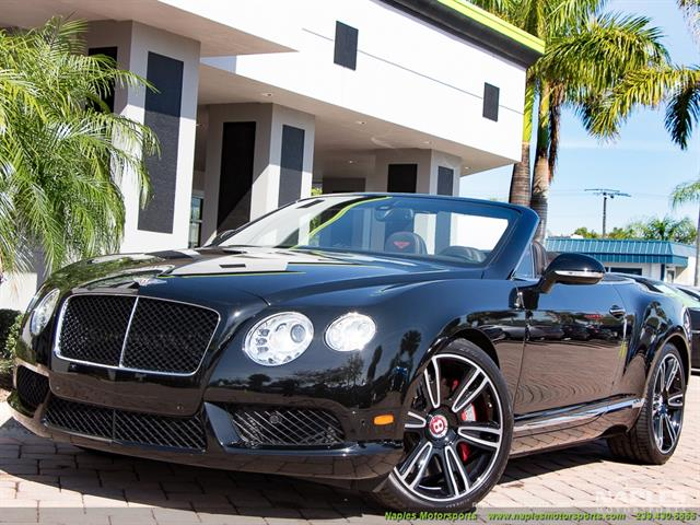 2013 Bentley Continental GT GTC - Photo 3 - Naples, FL 34104