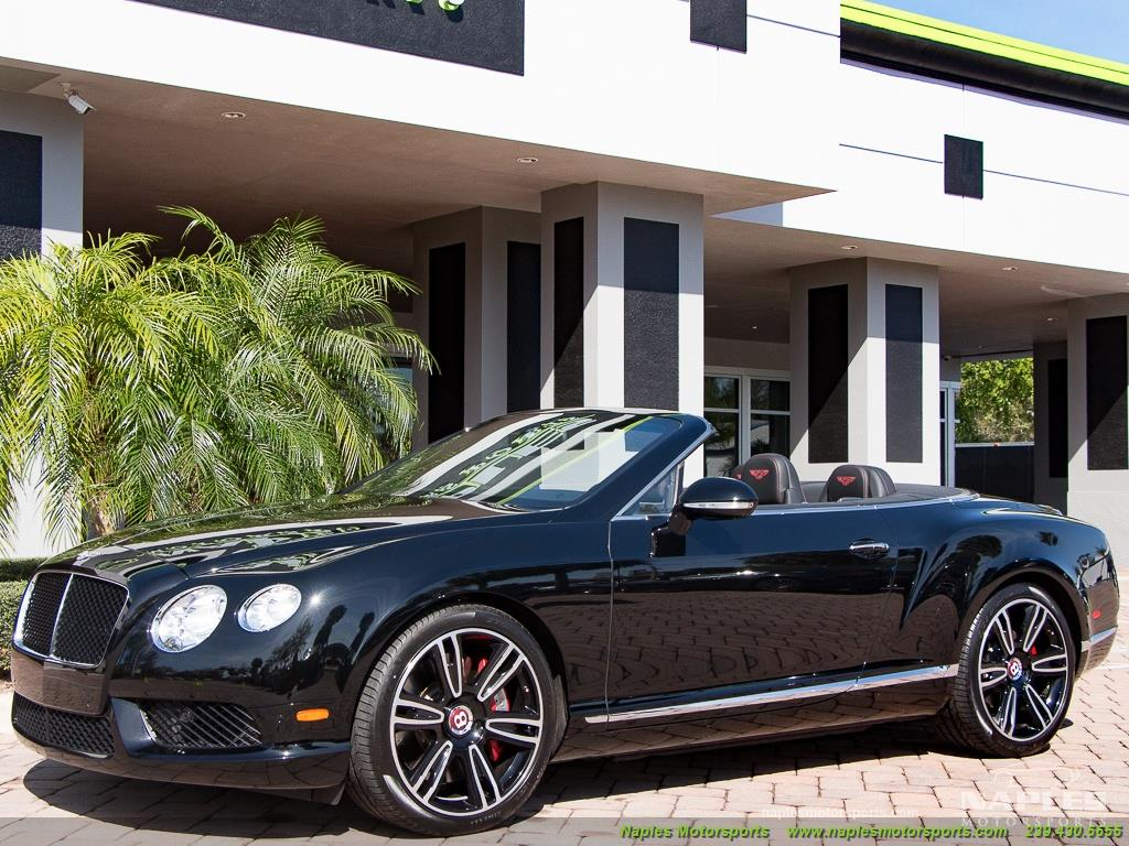 2013 Bentley Continental GT GTC - Photo 28 - Naples, FL 34104