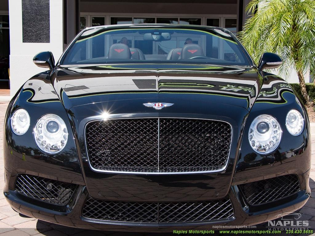 2013 Bentley Continental GT GTC - Photo 40 - Naples, FL 34104