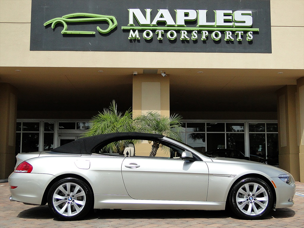 2010 BMW 650i Convertible - Photo 5 - Naples, FL 34104