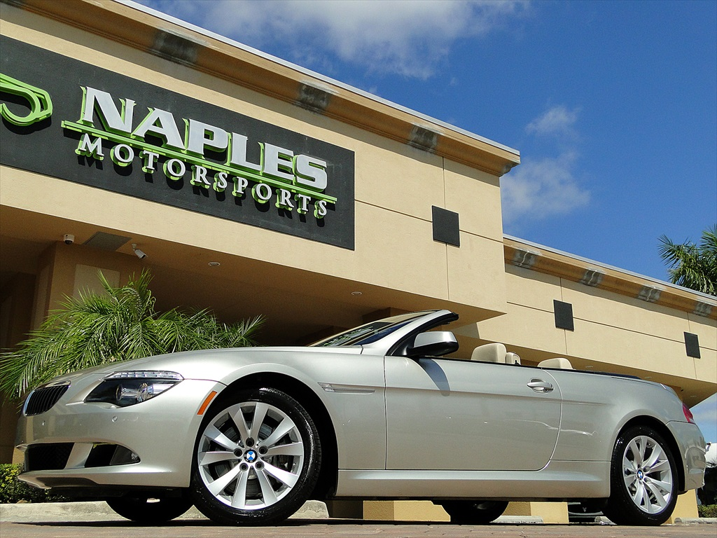 2010 BMW 650i Convertible - Photo 10 - Naples, FL 34104