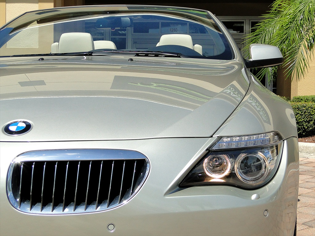 2010 BMW 650i Convertible - Photo 15 - Naples, FL 34104