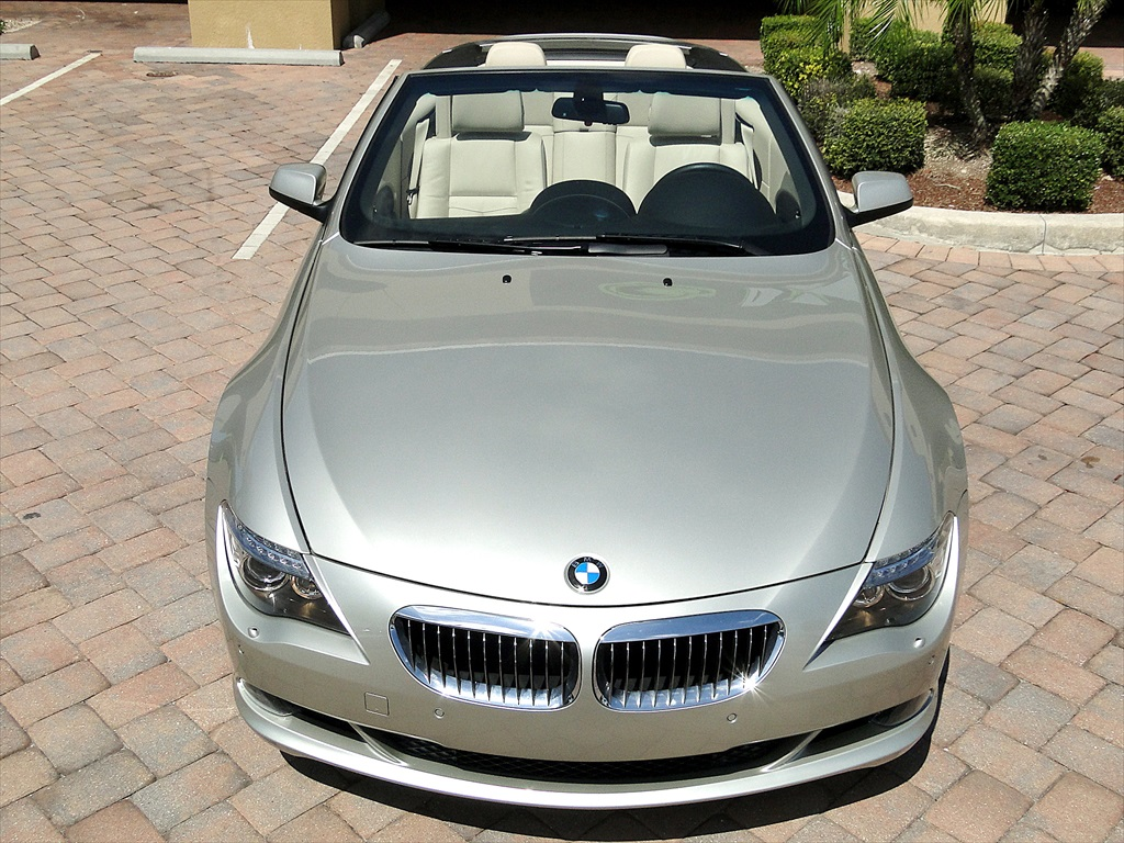2010 BMW 650i Convertible - Photo 12 - Naples, FL 34104