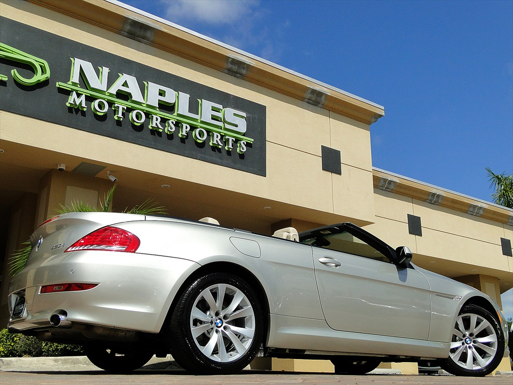 2010 BMW 650i Convertible - Photo 8 - Naples, FL 34104