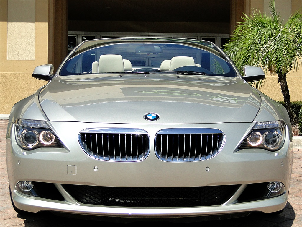 2010 BMW 650i Convertible - Photo 13 - Naples, FL 34104