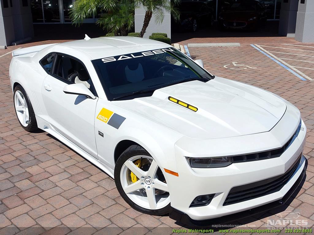 2014 Chevrolet Camaro Saleen - Photo 37 - Naples, FL 34104