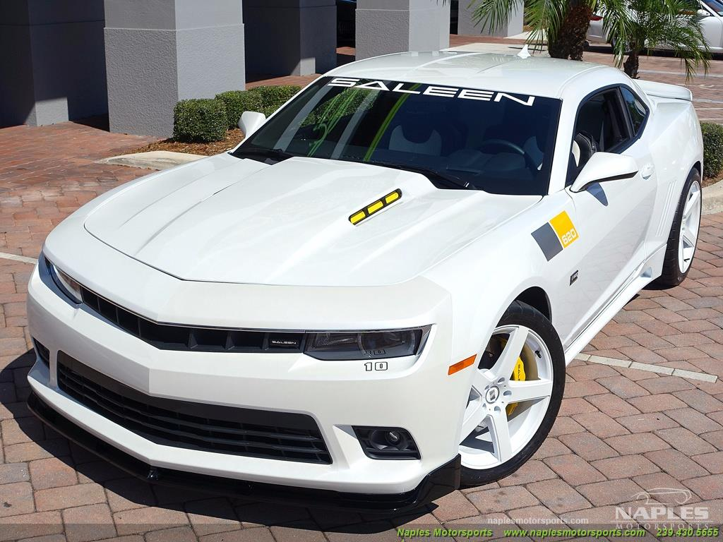 2014 Chevrolet Camaro Saleen - Photo 33 - Naples, FL 34104